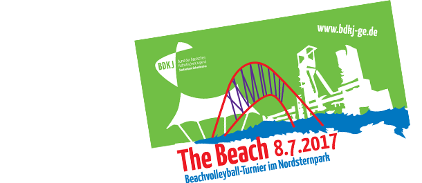 Beachvolleyball-Turnier <br> &#8222;The Beach&#8220;